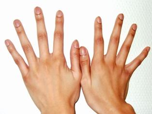 J'ai deux mains