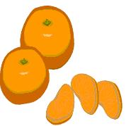 L'histoire de la mandarine