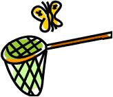 Vole papillon